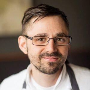 James Beard nominated chef Justin Woodward