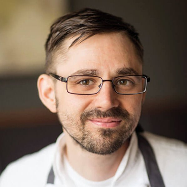 Chef Justin Woodward