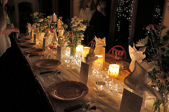 Vineyard VillaTruffle Dinner