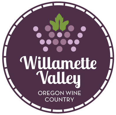 Willamette Valley Visitors Association, Oregon Wine Country logo