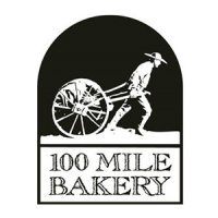 100 Mile Bakery logo