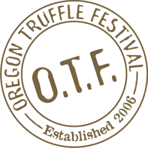 Oregon Truffle Festival Badge